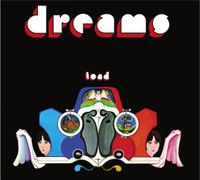 TOAD  -Dreams (1975 hard rock Zep style)-  CD