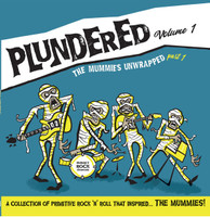 PLUNDERED, VOL. 1  -THE MUMMIES UNWRAPPED PART 1 -  COMP LP