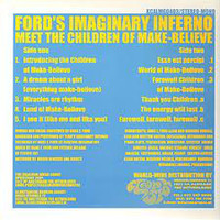 FORD'S IMAGINARY INFERNO   -MEET THE CHILDREN OF MAKE-BELIEVE (60s West Coast psych)  LP
