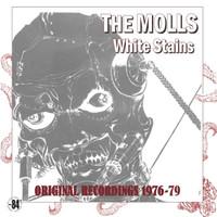 MOLLS - WHITE STAINS: ORIGINAL RECORDINGS 1976-79 (US punk pioneers!)-  LP