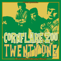 CORNFLAKE ZOO VOL # 21  -23 prime examples of '60s (freakbeat, garage rock and psychedelic pop- COMPCD