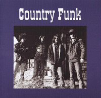 COUNTRY FUNK   -ST (1970 psych/blues/country)   CD