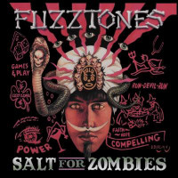 FUZZTONES  -Salt For Zombies- with Sky Saxon and Electric Prunes members)   CD
