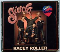 GIUDA  -RACEY ROLLER (SW) 70s style glampop-  CD