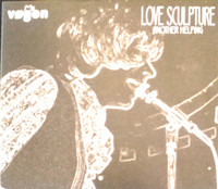 LOVE SCULPTURE   ANOTHER HELPING (1968 w DAVE EDMUNDS) CD