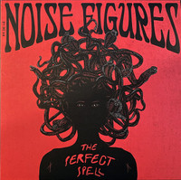 NOISE FIGURES  -THE PERFECT SPELL( fuzz, garage rock) CD