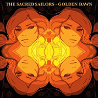 SACRED SAILORS  -GOLDEN DAWN(60s MC5/ ROKY  style)  CD