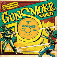 GUNSMOKE VOL 6  -Dark Tales Of Western Noir From The Ghost Town Jukebox-  COMP LP