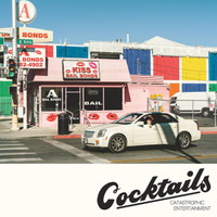 COCKTAILS   -CATASTROPHIC ENTERTAINMENT(S.F. POWER POP)   LP