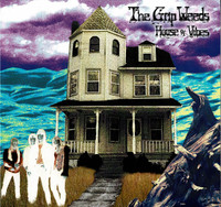 GRIP WEEDS -HOUSE OF VIBES (Cheap Trick/Byrds/ CSNY)   LP