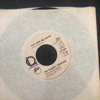 FLAMIN GROOVIES  - You Tore Me Down -LINE/BOMP ORIG PRESSING  1976-  45 RPM