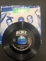 MUMPS- CROCODILE TEARS - ORIG PRESSING  1977-  45 RPM