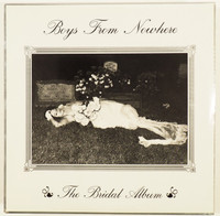 BOYS FROM NOWHERE  -BRIDAL ALBUM (80s garage) CD