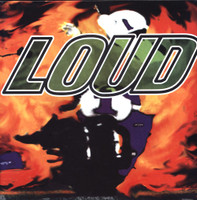 LOUD  - ST (GREAT L.A. PUNK FEAT HECTOR OF THE ZEROS)  CD