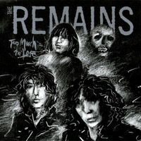 REMAINS (TOKYO)  -TOO MUCH TO LOSE (IGGY/BOWIE/STONES style) CD
