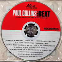 COLLINS, PAUL - Another World- Best of the Archives- with BONUS TRACKS!  DIGI CD