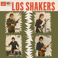 LOS SHAKERS   -Los Shakers / Break It All- DBL LP