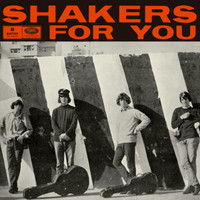 LOS SHAKERS   -Shakers for You (1966 Uruguayan Rubber Soul style)  LP