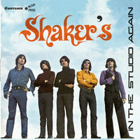 LOS SHAKERS   -In The STudio Again  -SMALL DING DISCOUNT ! LP