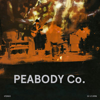 PEABODY CO   -ST (Late '60s acid-punk/garage-psych) SMALL DING DISCOUNT! LP