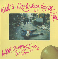 ASHTON,GARDNER,DYKE & CO  -WHAT A BLOODY LONG DAY IT'S BEEN(70s Brit power rock trio)  CD