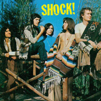 SHOCK    ST (obscure 70s garage psych)   CD