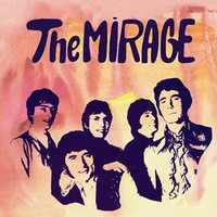 MIRAGE, The - You Can't Be Serious (1968 psych pop) LP