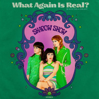 SHADOW SHOW   -What Again Is Real? (IYL early Bangles (Bangs) and Pandoras from Detroit power trio)   45 RPM