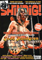 SHINDIG!  -#108   TODD RUNDGREN -SORRY- SOLD OUT FOR GOOD!  BOOKS & MAGS