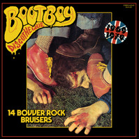 BOOTBOY DISCOTHEQUE  -14 BOVVER ROCK BRUISERS 1969-1979-   COMP LP