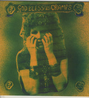 CRAMPS   -GOD BLESS THE CRAMPS (1981 French live)  LP