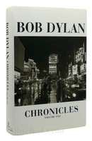 BOB DYLAN CHRONICLES   - VOL 1 By Bob Dylan   BOOKS & MAGS