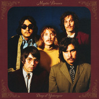 MYSTIC BRAVES  - DAYS OF YESTERYEAR (The Seeds, The Zombies, The Beatles, Ultimate Spinach style!)  LP