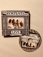 CONTENTS ARE  -Live Davenport, Iowa 1968 (legends of psych gem ) CD