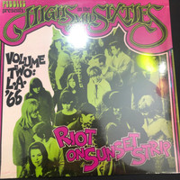HIGHS IN THE MID 60s   - Vol 2  -LOS ANGELES- (Sealed with corner bend )COMP LP