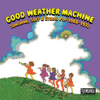 GOOD WEATHER MACHINE  -SUNSHINE, SOFT & STUDIO POP 1966-1972 -  COMP CD