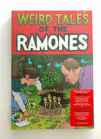 RAMONES- Weird Tales of the..   3 CD PLUS ONE DVD BOX SET