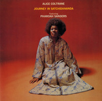 COLTRANE, ALICE- Featuring Pharoah Sanders  - Journey In Satchidananda   - Sealed GATEFOLD   LP