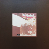 LED ZEPPELIN II   -Super Deluxe LP  Box Set, with 88 page book