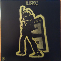 T REX   -Electric Warrior  SEALED   LP