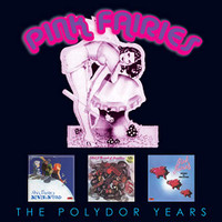 PINK FAIRIES   -The Polydor YEARS (1967 underground supergroup) TRIPLE CD SET