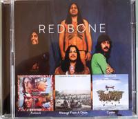 REDBONE  -3 Original Albums(1965 L.A. guitar funk ) DBL CD