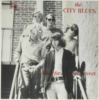 CITY BLUES   - Blues For Lawrence Street (Ultra-rare private garage blues  67)LP