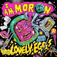 LOVELY EGGS  -I Am Moron(heavy psych/pop)  CD