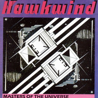 HAWKWIND-MASTERS OF THE UNIVERSE   -CD
