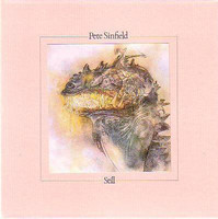 SINFIELD, PETE- Still  -1973 German Gatefold   LP