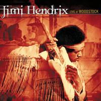 JIMI HENDRIX- Live at Woodstock   - Tri-fold Digipak DBL CD