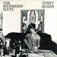 RICHMOND SLUTS/UPSETS  -45 RPM