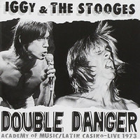 IGGY POP  & THE STOOGES  - Double Danger- SEALED -2000 pressing -  LP
