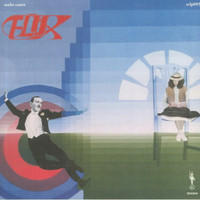 FLUX  -ST (1973 monsterpiece King Crimson style) GATEFOLD   LP